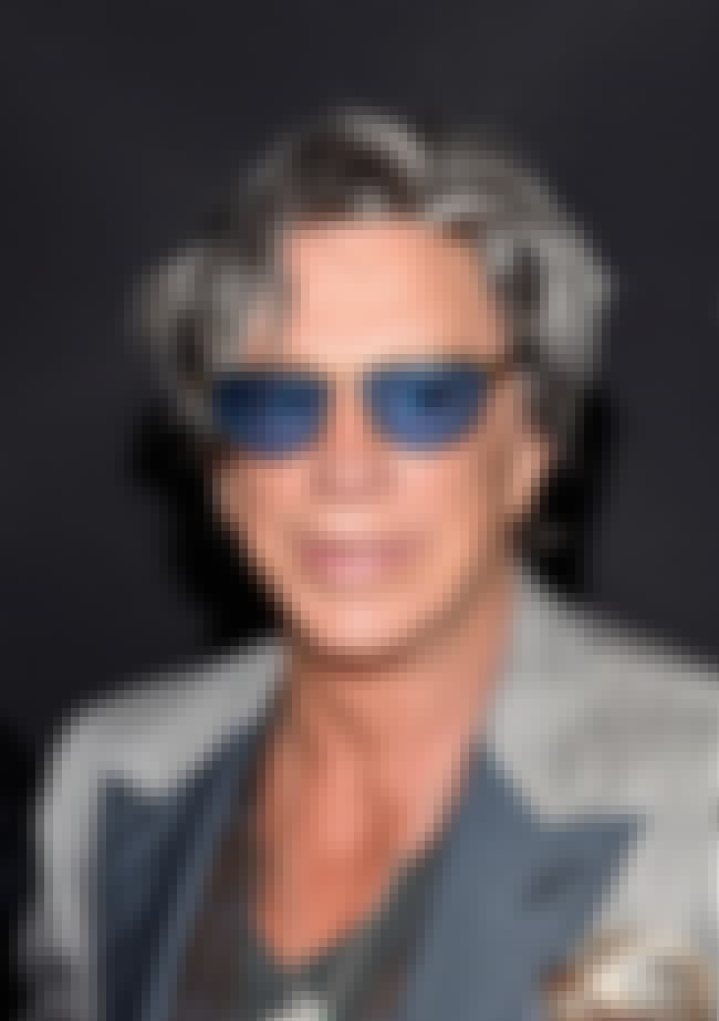 Mickey Rourke is listed (or ranked) 1 on the list Famous Miami Beach High School Alumni