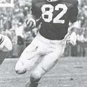 Mickey Shuler is listed (or ranked) 25 on the list The Best NFL Tight Ends of the '70s