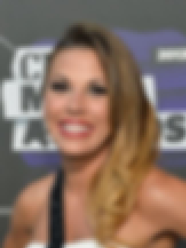 Mickie James is listed (or ranked) 4 on the list John Cena Loves and Hookups