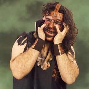 Mick Foley is listed (or ranked) 7 on the list The Best WWE Superstars of the '90s