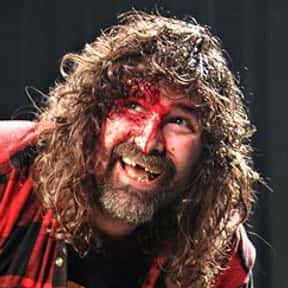 Mick Foley is listed (or ranked) 5 on the list The Greatest Pro Wrestlers of All Time