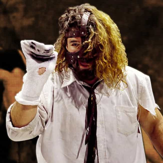 Mick Foley is listed (or ranked) 3 on the list The Best Masked Wrestlers in WWE History