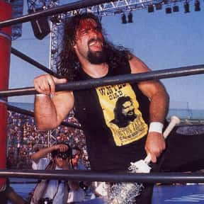 Cactus Jack is listed (or ranked) 19 on the list The Best WCW Wrestlers of All Time