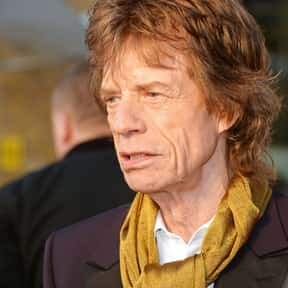 Mick Jagger is listed (or ranked) 25 on the list Celebrity Death Pool 2020
