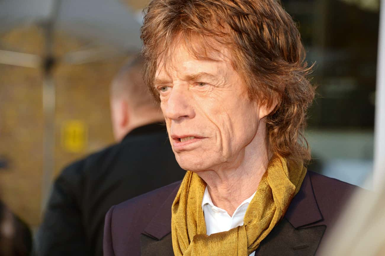 Mick Jagger is listed (or ranked) 2 on the list Men Who Carly Simon Has Dated