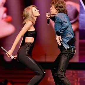 Mick Jagger is listed (or ranked) 3 on the list People You Can't Believe Got Onstage for the 1989 Tour