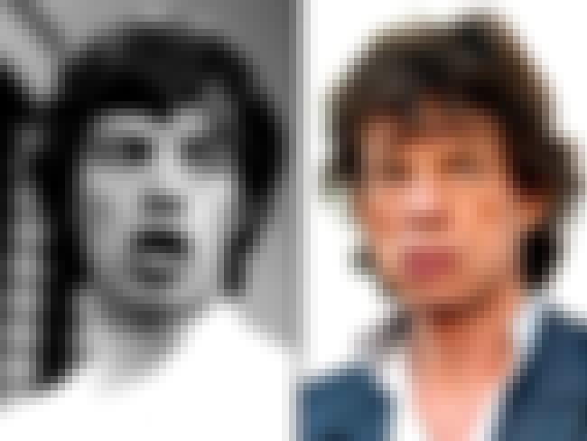 Mick Jagger is listed (or ranked) 4 on the list The Rock Stars Who Have Aged the Worst