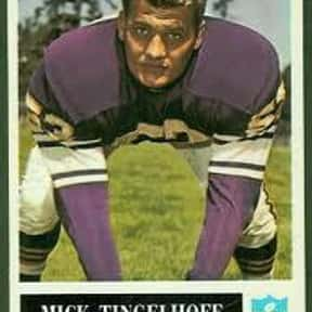 Mick Tingelhoff is listed (or ranked) 16 on the list The Best Minnesota Vikings Of All Time