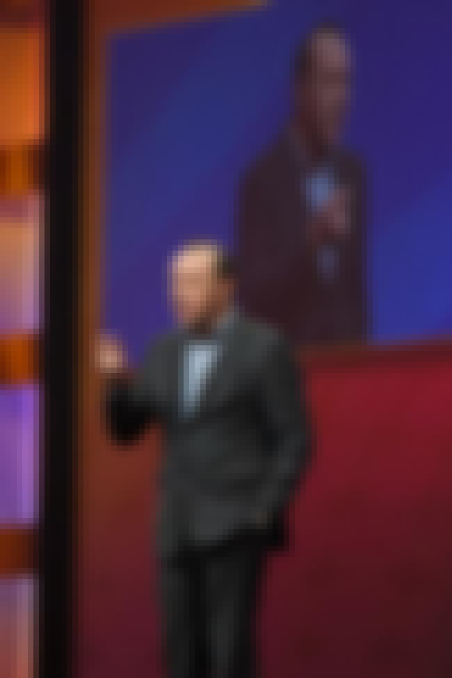 Kevin Spacey is listed (or ranked) 3 on the list The Best Inside The Actors Studio Episodes