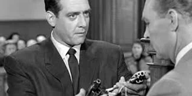 The Case of the Moth-Eat... is listed (or ranked) 1 on the list The Best Perry Mason Episodes