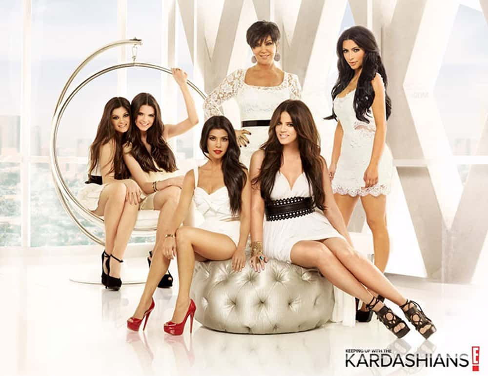 The Kardashians is listed (or ranked) 1 on the list Popular Stuff We'll Make Fun of in the Future