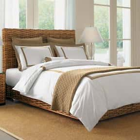 Bed is listed (or ranked) 1 on the list The Best Types of Furniture