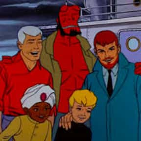 The Robot Spy is listed (or ranked) 2 on the list The Best Jonny Quest Episodes
