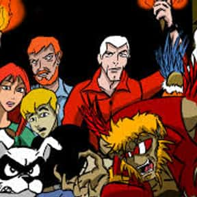 The Sea Haunt is listed (or ranked) 5 on the list The Best Jonny Quest Episodes