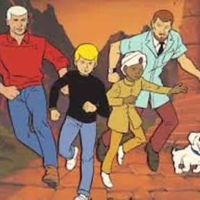 Mystery of the Lizard Men is listed (or ranked) 7 on the list The Best Jonny Quest Episodes