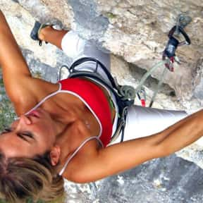 Climbing is listed (or ranked) 4 on the list The Best Solo Sports Ever