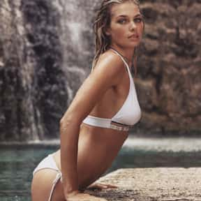 Jessica Hart is listed (or ranked) 21 on the list Maxim's Nominees for the 2015 Hot 100