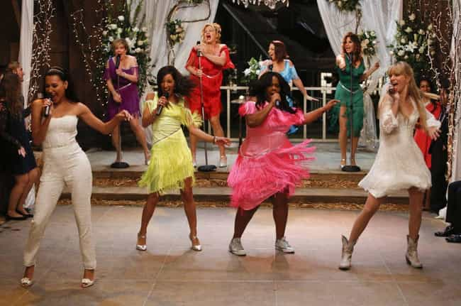 Glee is listed (or ranked) 2 on the list 12 Great TV Shows That Fell Victim To The College Years