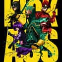 Kick-Ass is listed (or ranked) 25 on the list The Best R-Rated Comedies
