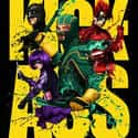 Kick-Ass is listed (or ranked) 3 on the list The Best Female Superhero Movies