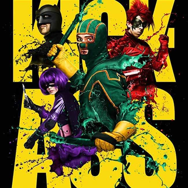 Kick-Ass is listed (or ranked) 3 on the list What To Watch If You Love 'The Boys'