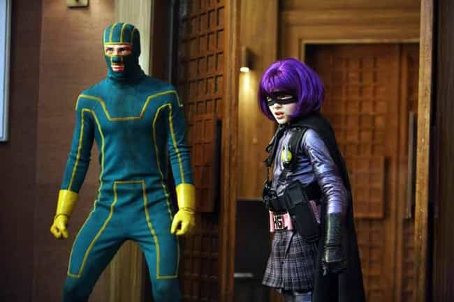 Kick-Ass is listed (or ranked) 3 on the list 14 Superhero Movies You Need To Watch If You're Bored Of Marvel And DC
