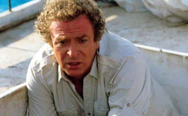 Michael Caine: 'Jaws: The Revenge'