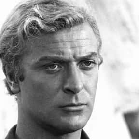 Michael Caine is listed (or ranked) 4 on the list The Best Actors in Film History