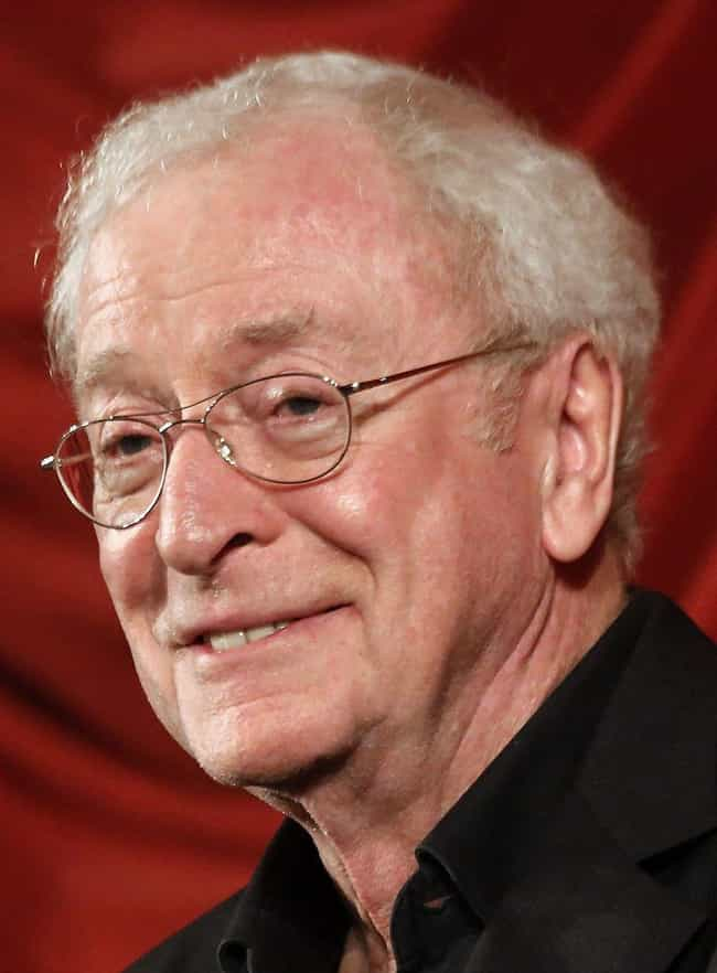 Michael Caine is listed (or ranked) 3 on the list Who Is America's Grandfather in 2019?