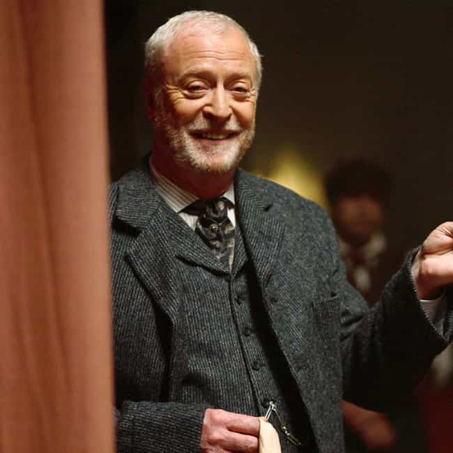 Michael Caine is listed (or ranked) 1 on the list Actors in the Most Christopher Nolan Movies