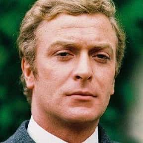 Michael Caine is listed (or ranked) 14 on the list The Greatest Actors & Actresses in Entertainment History