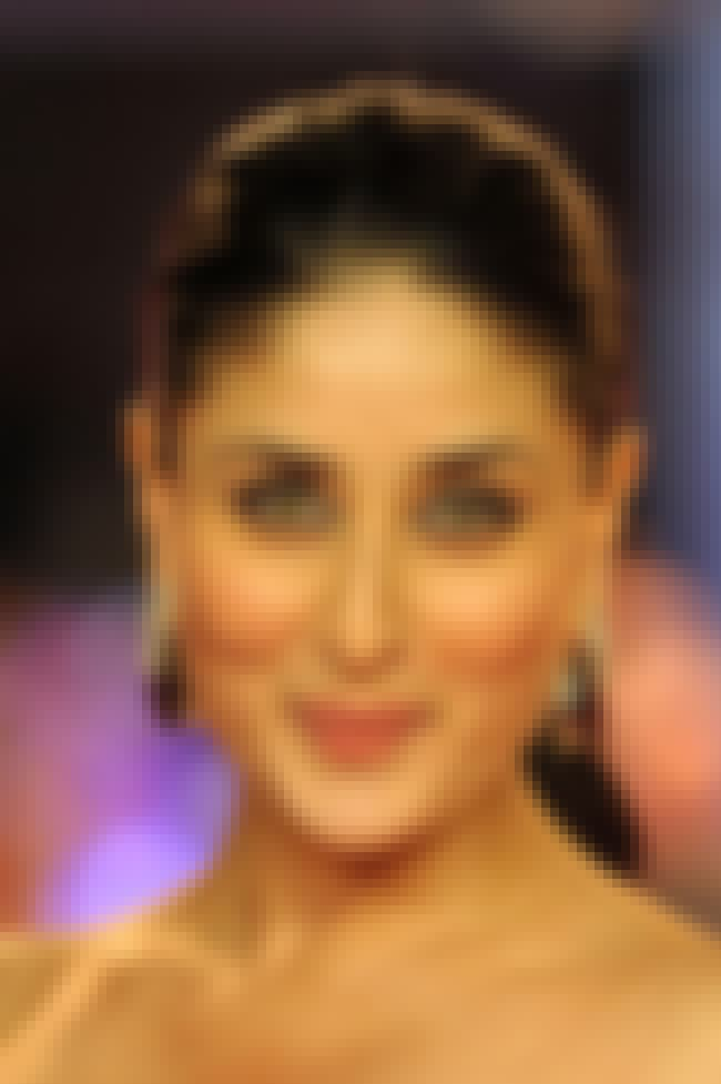 Kareena Kapoor is listed (or ranked) 1 on the list Famous Mithibai College Alumni