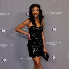 Brandy Norwood is listed (or ranked) 6 on the list The Greatest Black Female Pop Singers