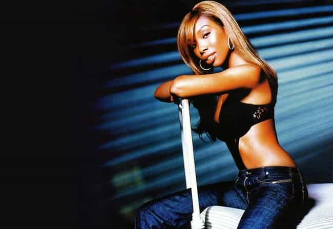 Brandy Norwood is listed (or ranked) 3 on the list Female Teen Stars of the '90s: Then and Now