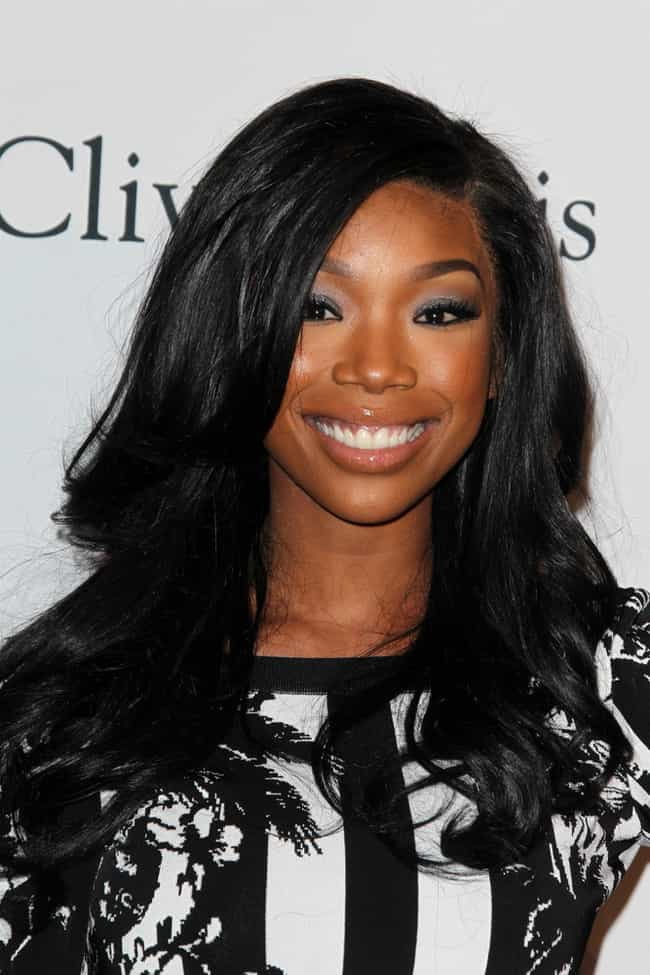 Brandy Norwood is listed (or ranked) 2 on the list Famous Friends of Serena Williams