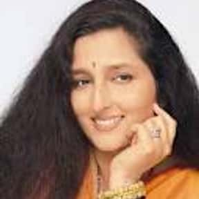 Anuradha Paudwal is listed (or ranked) 16 on the list The Greatest Singers of Indian Cinema