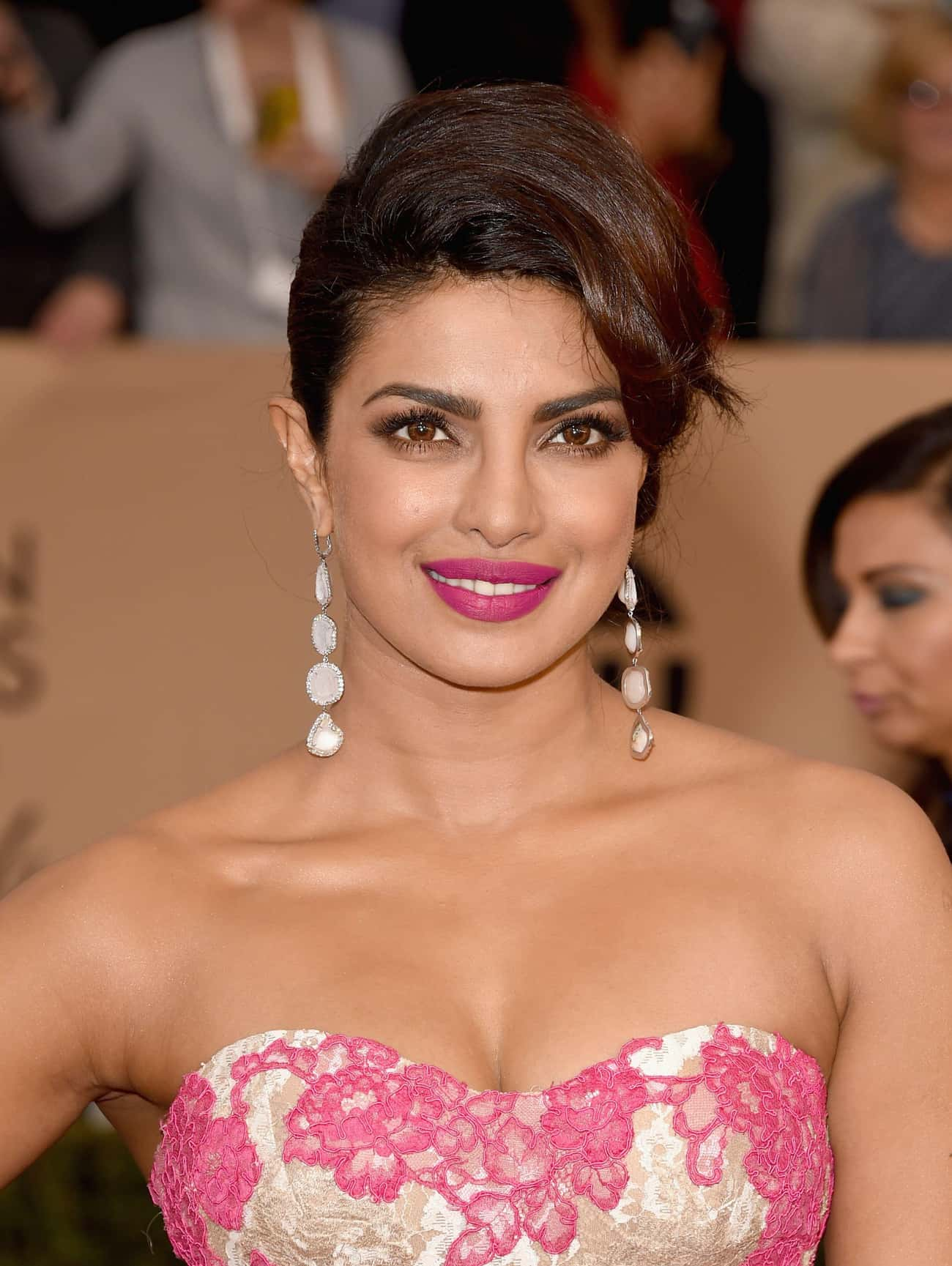 Priyanka Chopra is listed (or ranked) 3 on the list Famous People Born in 1982