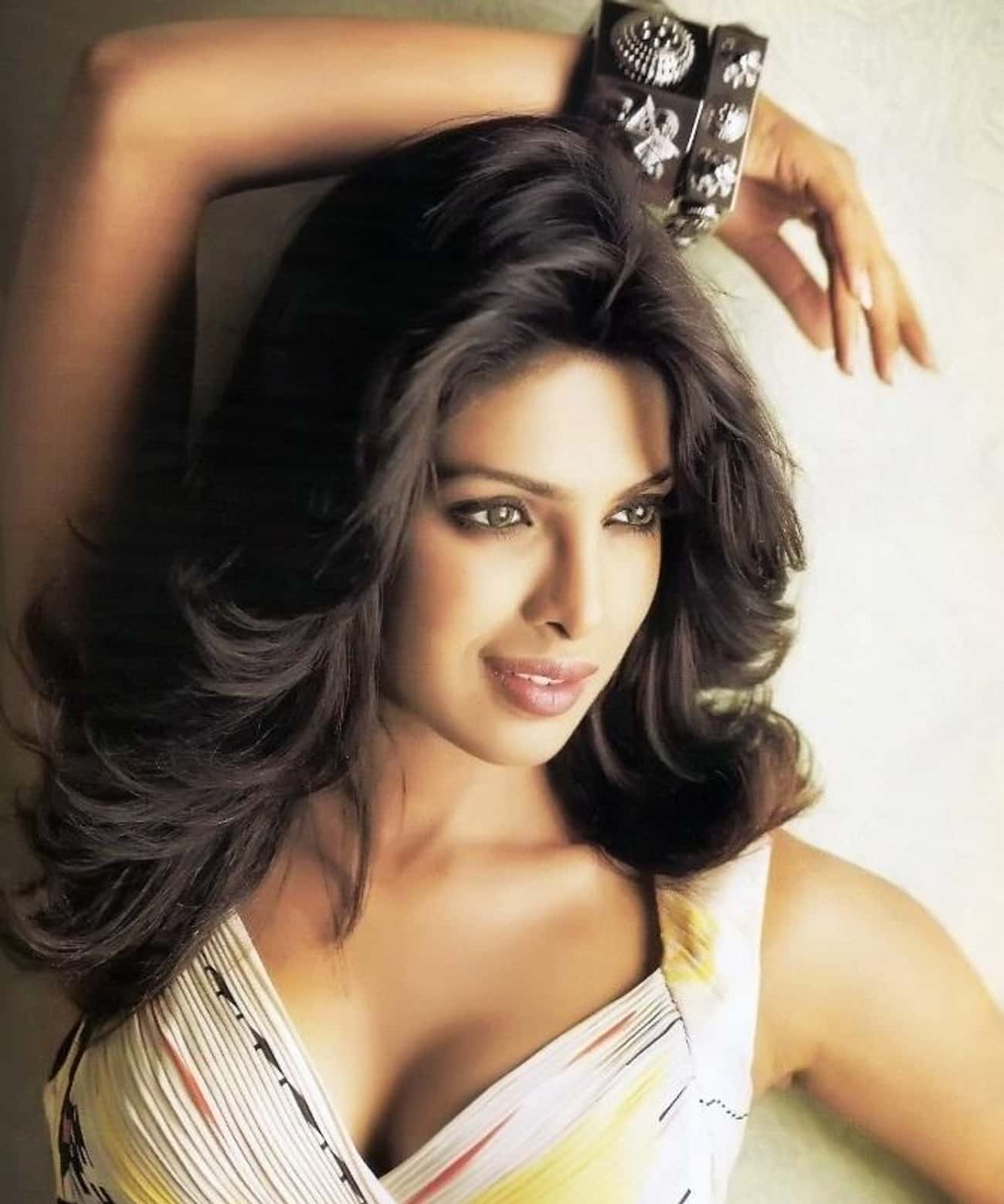 Priyanka Chopra is listed (or ranked) 1 on the list The Most StunningIndian Models