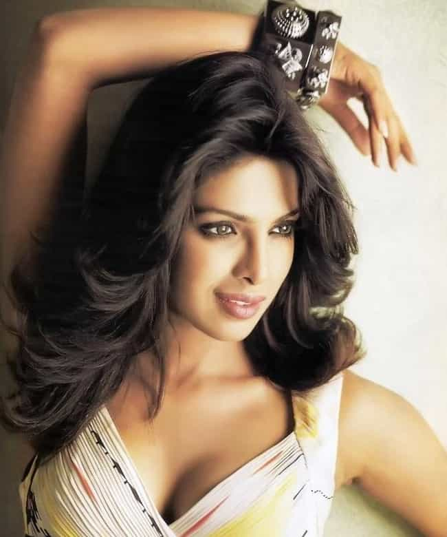 Priyanka Chopra is listed (or ranked) 2 on the list The Most StunningIndian Models