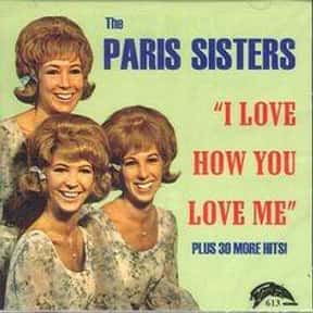 The Paris Sisters is listed (or ranked) 1 on the list Capitol Records Complete Artist Roster