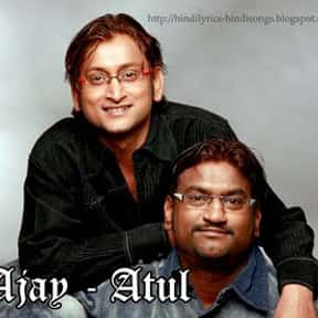 Ajay-Atul is listed (or ranked) 20 on the list The Greatest Indian Music Directors of All Time
