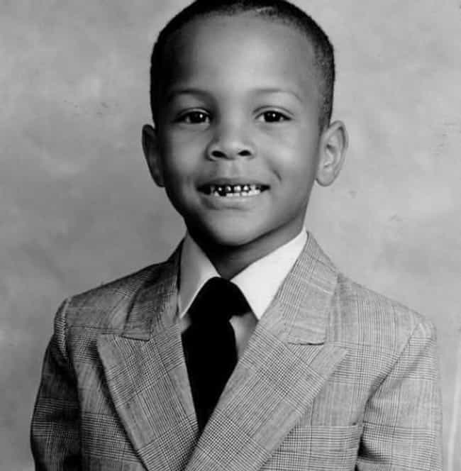 T.I. is listed (or ranked) 4 on the list 17 Adorable Photos of Rappers When They Were Kids
