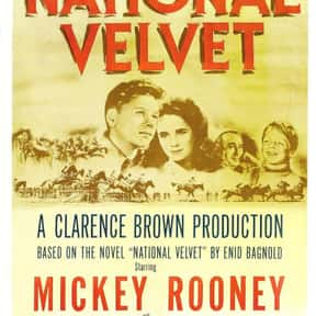 National Velvet is listed (or ranked) 16 on the list The Best Movies With A Little Girl Protagonist
