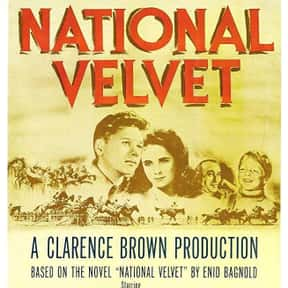 National Velvet is listed (or ranked) 20 on the list Great Movies About Very Smart Young Girls