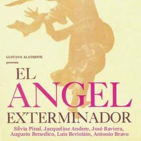 The Exterminating Angel is listed (or ranked) 5 on the list The Best Movies Without Soundtracks
