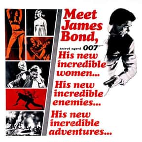 From Russia with Love is listed (or ranked) 7 on the list The Best Spy Movies