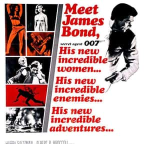 From Russia with Love is listed (or ranked) 8 on the list The Best Cold War Movies