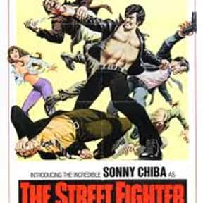 The Street Fighter is listed (or ranked) 20 on the list The Best Exploitation Movies of the 1970s