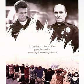 Colors is listed (or ranked) 13 on the list The Best Robert Duvall Movies