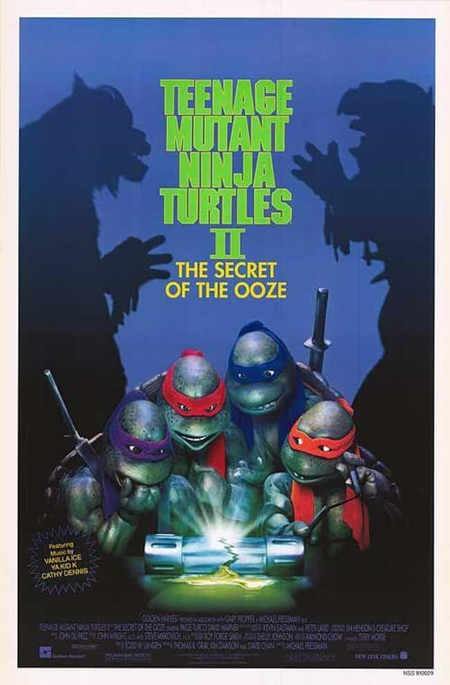 Teenage Mutant Ninja Turtles I... is listed (or ranked) 3 on the list The Best Movies and Series in the Teenage Mutant Ninja Turtles Franchise, Ranked